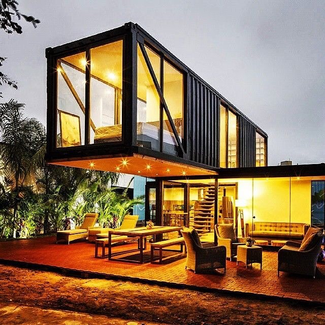 tips container homes